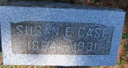 CASE, SUSAN E. - Delaware County, Ohio | SUSAN E. CASE - Ohio Gravestone Photos