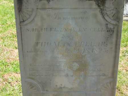 CELLAR, THOMAS - Delaware County, Ohio | THOMAS CELLAR - Ohio Gravestone Photos