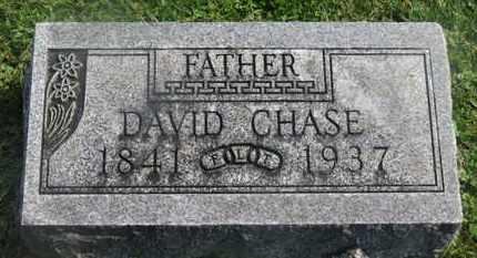CHASE, DAVID - Delaware County, Ohio   DAVID CHASE - Ohio Gravestone Photos