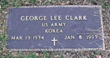 CLARK, GEORGE LEE - Delaware County, Ohio   GEORGE LEE CLARK - Ohio Gravestone Photos