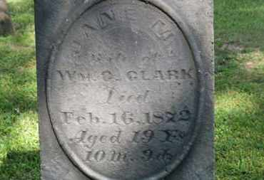 CLARK, WM. C. - Delaware County, Ohio | WM. C. CLARK - Ohio Gravestone Photos