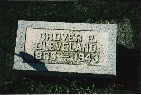 CLEVELAND, GROVER R. - Delaware County, Ohio | GROVER R. CLEVELAND - Ohio Gravestone Photos