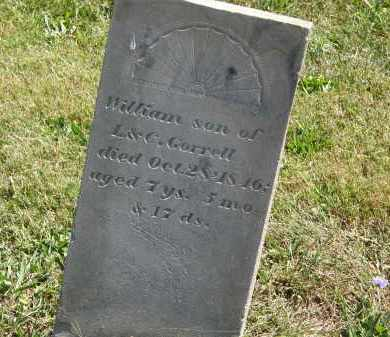 CORRELL, C. - Delaware County, Ohio | C. CORRELL - Ohio Gravestone Photos