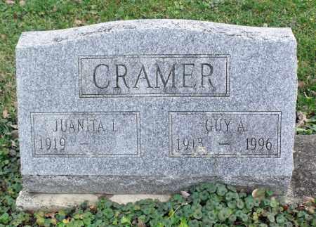 CRAMER, GUY A. - Delaware County, Ohio | GUY A. CRAMER - Ohio Gravestone Photos