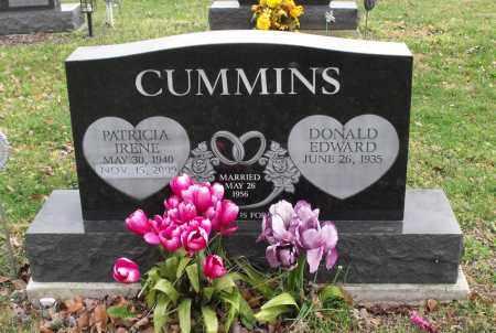 CUMMINS, PATRICIA IRENE - Delaware County, Ohio | PATRICIA IRENE CUMMINS - Ohio Gravestone Photos