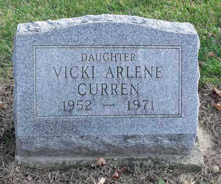 CURREN, VICKI ARLENE - Delaware County, Ohio | VICKI ARLENE CURREN - Ohio Gravestone Photos