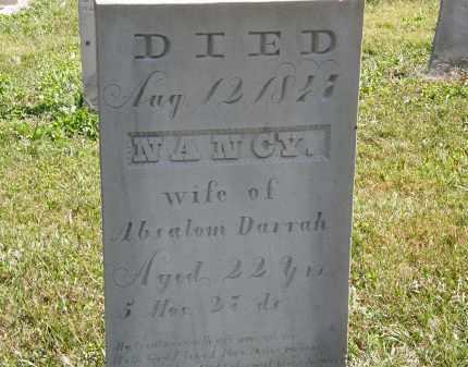 DARRAH, ABSALOM - Delaware County, Ohio | ABSALOM DARRAH - Ohio Gravestone Photos