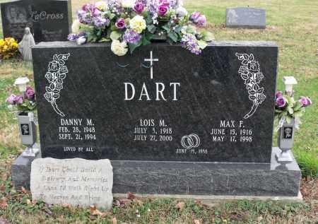 MARTIN DART JACKSON, LOIS MAXINE - Delaware County, Ohio | LOIS MAXINE MARTIN DART JACKSON - Ohio Gravestone Photos