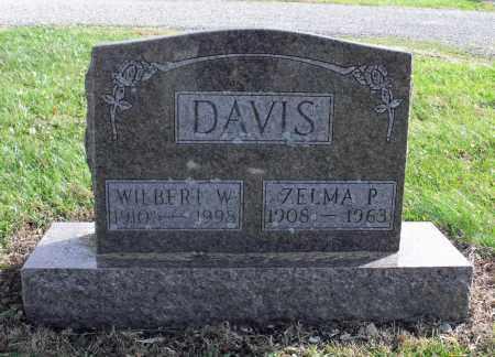 DAVIS, WILBERT W. - Delaware County, Ohio   WILBERT W. DAVIS - Ohio Gravestone Photos