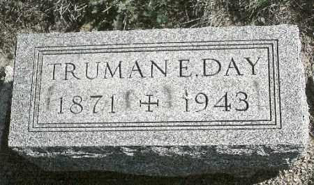 DAY, TRUMAN E. - Delaware County, Ohio | TRUMAN E. DAY - Ohio Gravestone Photos