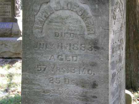 DECKER, JOHN J. - Delaware County, Ohio | JOHN J. DECKER - Ohio Gravestone Photos
