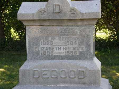 DEGOOD, PHILIP - Delaware County, Ohio | PHILIP DEGOOD - Ohio Gravestone Photos