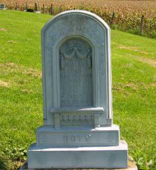 DOTY, ROXIE R. - Delaware County, Ohio   ROXIE R. DOTY - Ohio Gravestone Photos