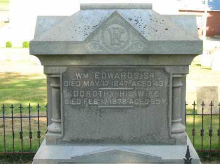 EDWARDS, DOROTHY - Delaware County, Ohio   DOROTHY EDWARDS - Ohio Gravestone Photos