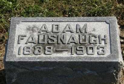 FAUSNAUGH, ADAM - Delaware County, Ohio | ADAM FAUSNAUGH - Ohio Gravestone Photos
