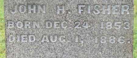 FISHER, JOHN H. - Delaware County, Ohio | JOHN H. FISHER - Ohio Gravestone Photos