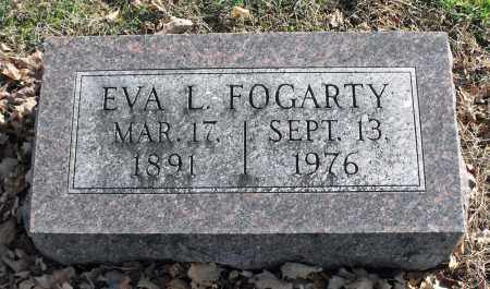 LONGWELL FOGARTY, EVA - Delaware County, Ohio | EVA LONGWELL FOGARTY - Ohio Gravestone Photos