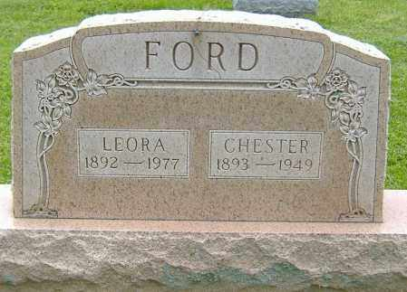 SEARLES FORD, LEORA M. - Delaware County, Ohio | LEORA M. SEARLES FORD - Ohio Gravestone Photos