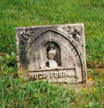 FORD, HUGH JESSE - Delaware County, Ohio | HUGH JESSE FORD - Ohio Gravestone Photos
