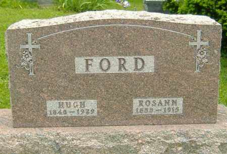FORD, ROSANN - Delaware County, Ohio   ROSANN FORD - Ohio Gravestone Photos