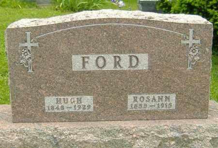 FORD, HUGH - Delaware County, Ohio | HUGH FORD - Ohio Gravestone Photos
