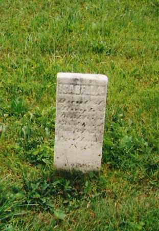 FORD, ISABELLA JUNE - Delaware County, Ohio   ISABELLA JUNE FORD - Ohio Gravestone Photos