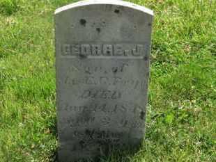 FRYE, A. - Delaware County, Ohio   A. FRYE - Ohio Gravestone Photos