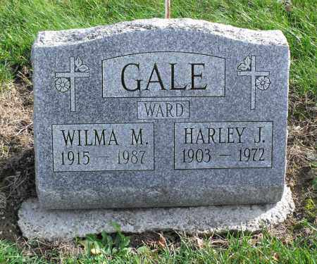 GALE, HARLEY JAY - Delaware County, Ohio | HARLEY JAY GALE - Ohio Gravestone Photos