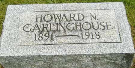GARLINGHOUSE, HOWARD N. - Delaware County, Ohio | HOWARD N. GARLINGHOUSE - Ohio Gravestone Photos