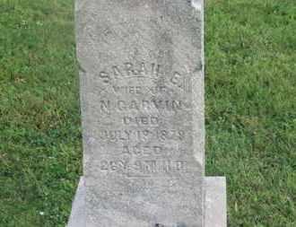 GARVIN, SARAH E. - Delaware County, Ohio | SARAH E. GARVIN - Ohio Gravestone Photos