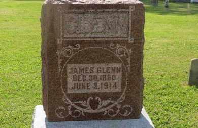 GLENN, JAMES - Delaware County, Ohio | JAMES GLENN - Ohio Gravestone Photos