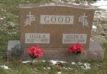 GOOD, HELEN BEULAH - Delaware County, Ohio | HELEN BEULAH GOOD - Ohio Gravestone Photos