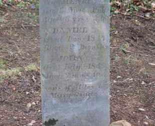 GRADY, DANIEL - Delaware County, Ohio | DANIEL GRADY - Ohio Gravestone Photos