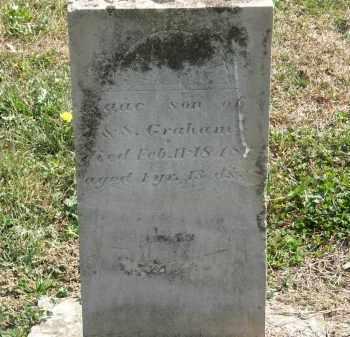 GRAHAM, S. - Delaware County, Ohio | S. GRAHAM - Ohio Gravestone Photos