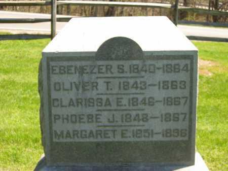 GRAY, CLARISSA E. - Delaware County, Ohio   CLARISSA E. GRAY - Ohio Gravestone Photos