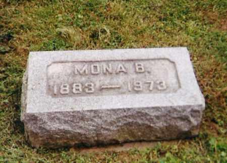 GREEN, MONA B. - Delaware County, Ohio | MONA B. GREEN - Ohio Gravestone Photos