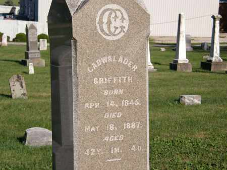 GRIFFITH, CADWALADER - Delaware County, Ohio | CADWALADER GRIFFITH - Ohio Gravestone Photos