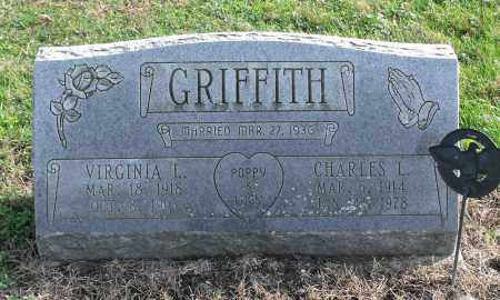 GRIFFITH, CHARLES L. - Delaware County, Ohio | CHARLES L. GRIFFITH - Ohio Gravestone Photos
