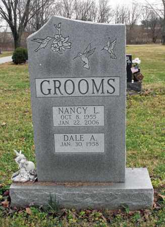 GROOMS, NANCY LOU - Delaware County, Ohio | NANCY LOU GROOMS - Ohio Gravestone Photos