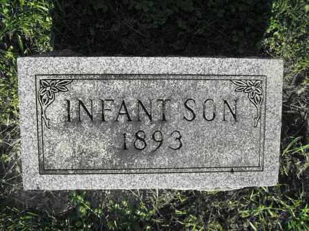 HAMNER, INFANT SON - Delaware County, Ohio | INFANT SON HAMNER - Ohio Gravestone Photos