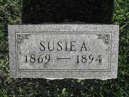 HAMNER, SUSIE A. - Delaware County, Ohio | SUSIE A. HAMNER - Ohio Gravestone Photos