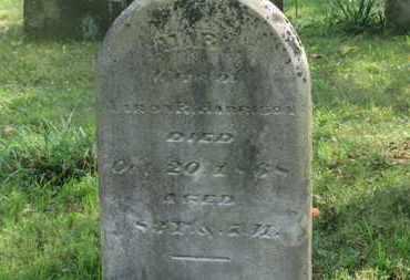 HARRISON, AARON - Delaware County, Ohio | AARON HARRISON - Ohio Gravestone Photos