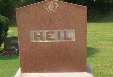 HEIL, FAMILY MARKER - Delaware County, Ohio | FAMILY MARKER HEIL - Ohio Gravestone Photos
