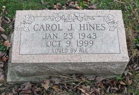 ANGEL HINES, CAROL J. - Delaware County, Ohio | CAROL J. ANGEL HINES - Ohio Gravestone Photos