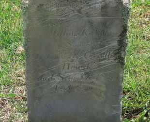 HOUGH, ORSAMUS D. - Delaware County, Ohio | ORSAMUS D. HOUGH - Ohio Gravestone Photos