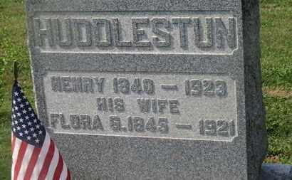 HUDDLESTUN, HENRY - Delaware County, Ohio | HENRY HUDDLESTUN - Ohio Gravestone Photos