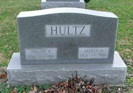 HULTZ, PAULINE KATHRYN - Delaware County, Ohio | PAULINE KATHRYN HULTZ - Ohio Gravestone Photos