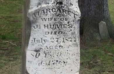 HUMES, MARGARET - Delaware County, Ohio | MARGARET HUMES - Ohio Gravestone Photos