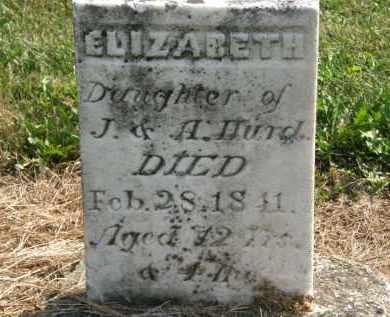 HURD, J. - Delaware County, Ohio | J. HURD - Ohio Gravestone Photos