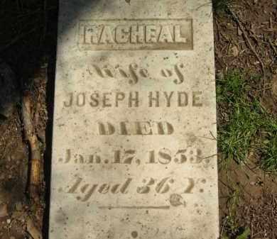 HYDE, JOSEPH - Delaware County, Ohio | JOSEPH HYDE - Ohio Gravestone Photos